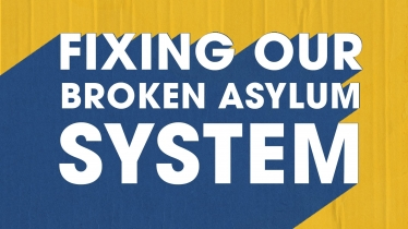 Priti Patel: Fixing our broken asylum system